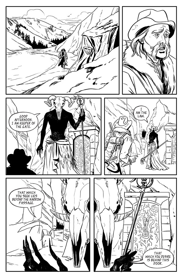 I Have Been to the Valley - page 10