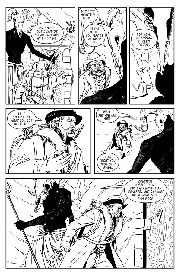 I Have Been to the Valley - page 11
