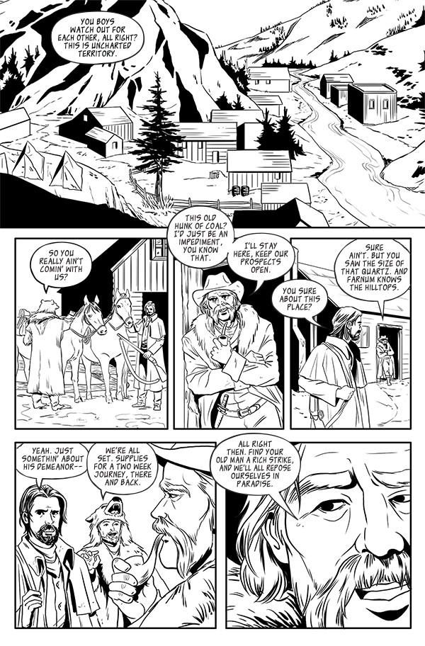 I Have Been to the Valley - page 2