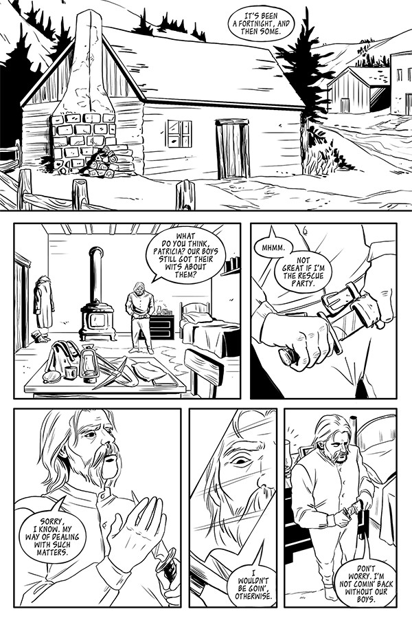 I Have Been to the Valley - page 4
