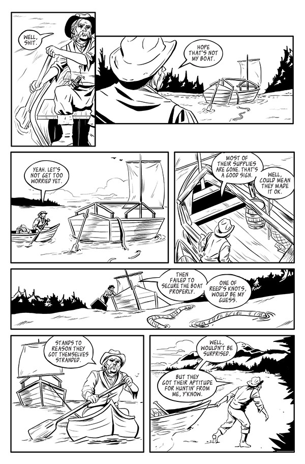 I Have Been to the Valley - page 5