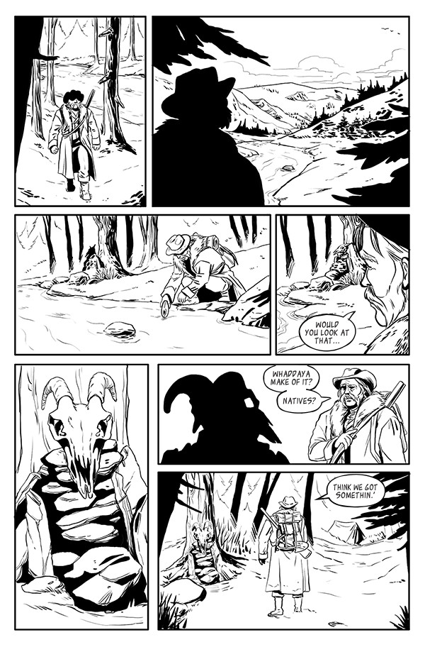 I Have Been to the Valley - page 6