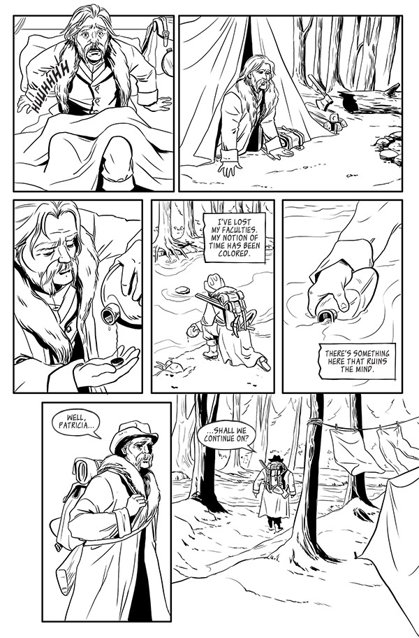 I Have Been to the Valley - page 9
