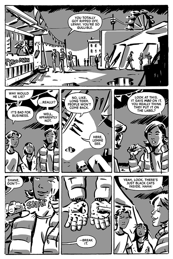 Witness - page 1